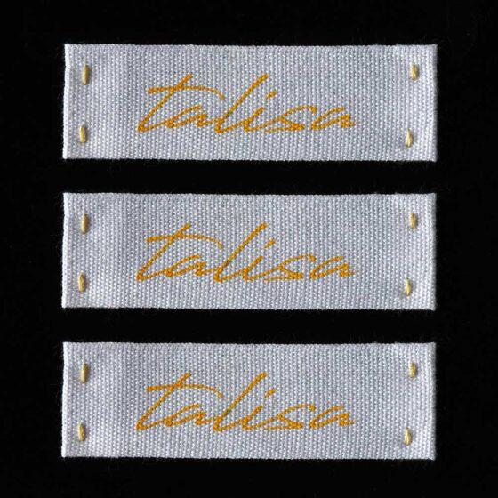 Typontag Tipografia La Marina Calenzano (FI) Etichette tessute stampate per la moda