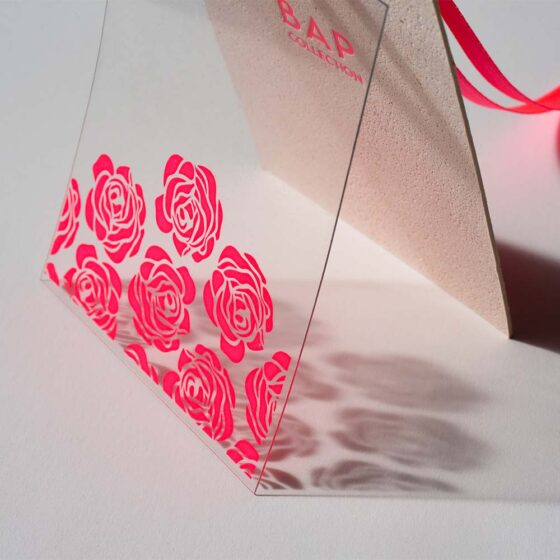 collezione cartellini per settore moda tipografi ala marina